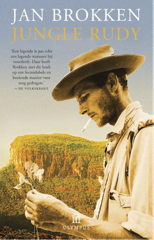 Jungle Rudy 9789046704400 Jan Brokken Olympus   Reisverhalen Venezuela, Isla Margarita