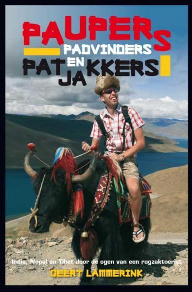 Paupers,Padvinders en Patjakkers 9789051797657 G. Lammerink Bacpackers Travel Books   Reisverhalen Himalaya