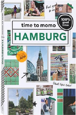 Time to Momo Hamburg (100%) 9789057678820  Mo Media Time to Momo  Reisgidsen Hamburg