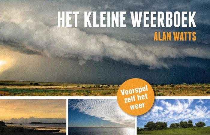 Het Kleine Weerboek 9789064106385 Alan Watts Hollandia   Reisgidsen Reisinformatie algemeen