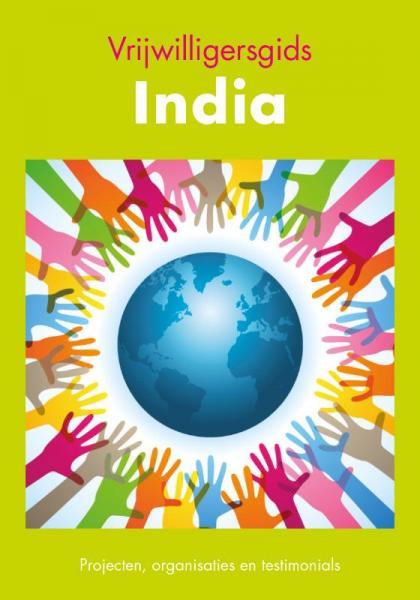 Vrijwilligersgids India 9789081842556  Uitgeverij 11   Reisgidsen India