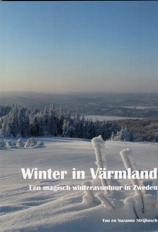 Winter in Värmland 9789082545722  Hem62   Wintersport Zuid-Zweden