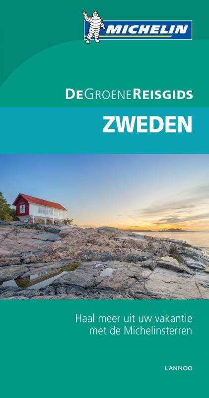 Zweden | Michelin reisgids 9789401431170  Michelin Michelin Groene gidsen  Reisgidsen Zweden