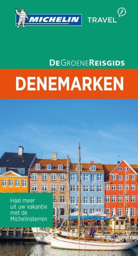 Denemarken | Michelin reisgids 9789401448703  Michelin Michelin Groene gidsen  Reisgidsen Denemarken