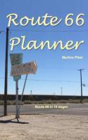 Route 66 Planner 9789402175745 Martine Piket Brave New Books   Reisgidsen Verenigde Staten