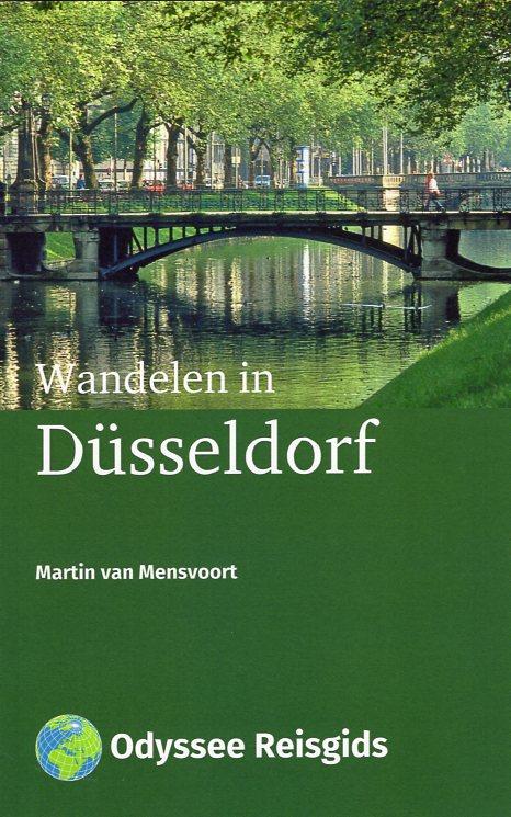 Wandelen in Düsseldorf   wandelgids 978946123232 Martin van Mensvoort Odyssee   Reisgidsen, Wandelgidsen Düsseldorf, Wuppertal & Bergisches Land
