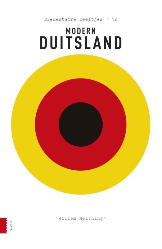 Elementaire Deeltjes: Modern Duitsland 9789462982864  Amsterdam University Press Elementaire Deeltjes  Landeninformatie Duitsland