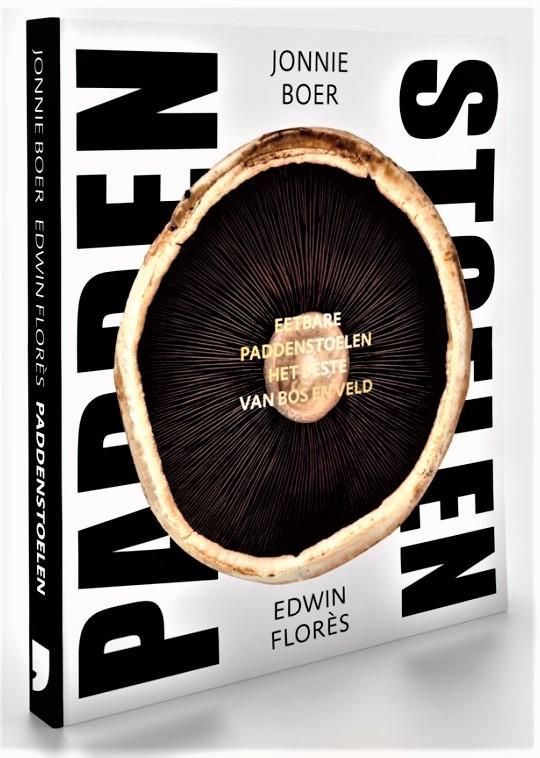 Paddenstoelen 9789491525773 Jonnie Boer, Edwin Florès Komma   Culinaire reisgidsen, Natuurgidsen Reisinformatie algemeen