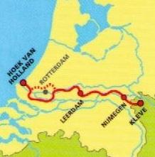 LAW 6 Grote Rivierenpad 9789492641038  Wandelnet LAW-Gidsen  Meerdaagse wandelroutes, Wandelgidsen Nederland, Nijmegen en het Rivierengebied
