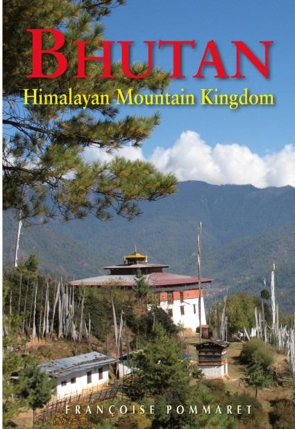 Bhutan 9789622178786 Françoise Pommaret Odyssey   Reisgidsen Bhutan en Sikkim